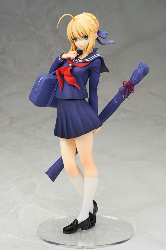 Alter 『Fate/stay night』 Master Altria 阿爾托利亞 1/7 PVC Figure - hyde -     囧HYDE囧の御宅部屋