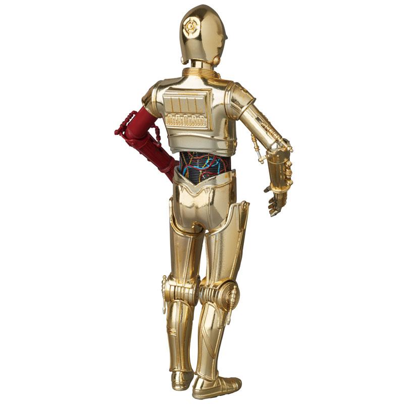 MAFEX No.029 C-3PO & BB-8