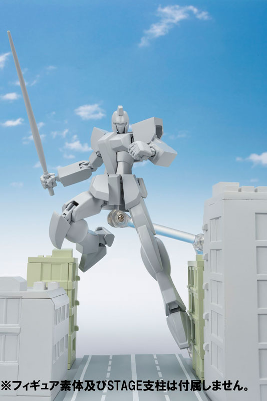 Tamashii OPTION ACT BUILDING(Pre-order)魂OPTION ACT BUILDINGScale Figure