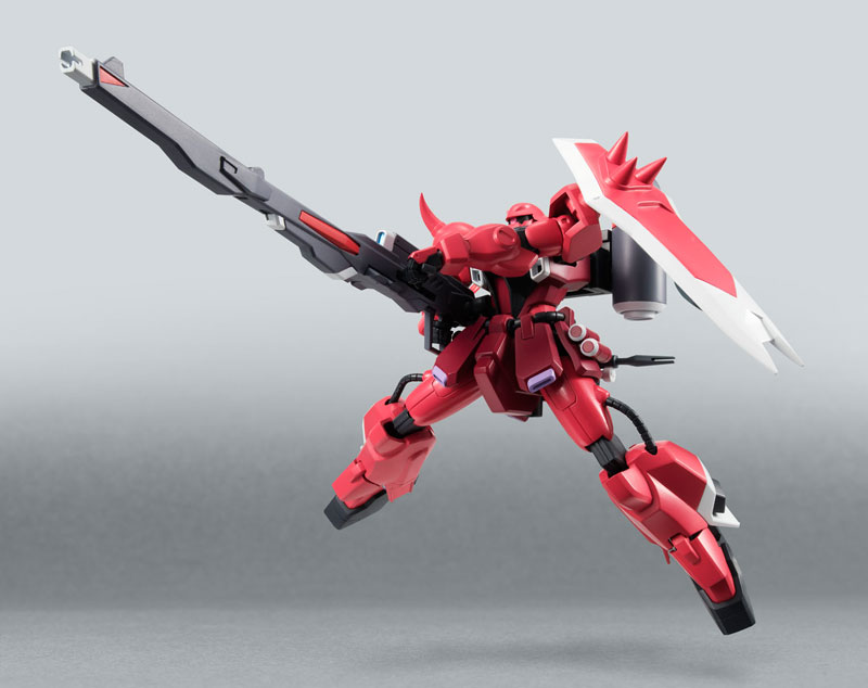 Robot Spirits -SIDE MS- Gunner Zaku Warrior (Lunamaria Cutom)