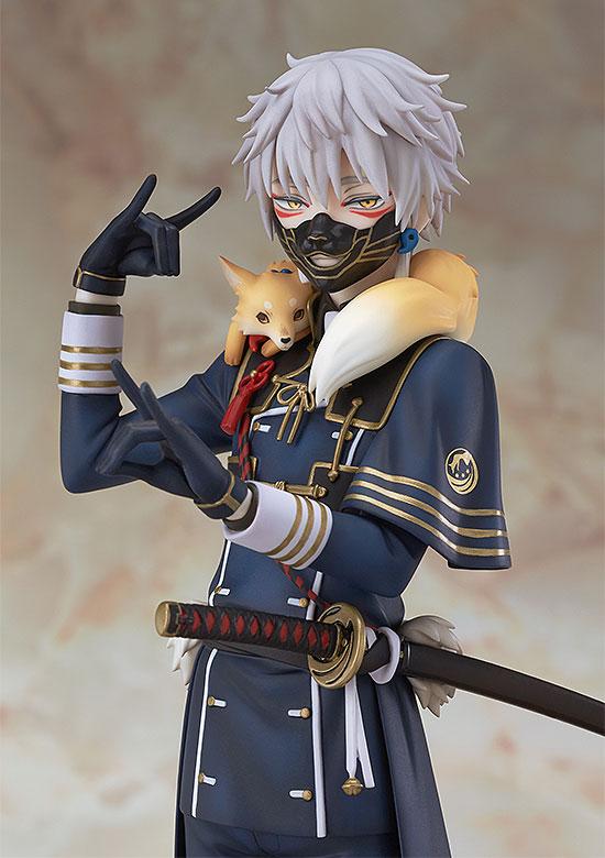 Touken Ranbu Online - Nakigitsune 1/8 Complete Figure(Pre-order)刀剣乱舞-ONLINE- 鳴狐 1/8 完成品フィギュアScale Figure