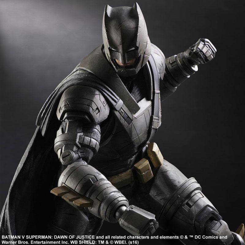 プレイアーツ改 『バットマン vs スーパーマン ジャスティスの誕生』アーマードバットマン