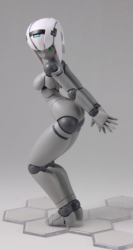 Polynian FMM Clover (Gray Flesh) Complete Action Figure(Pre-order)ポリニアン FMMクローバ(グレーフレッシュ) 完成品アクションフィギュアScale Figure