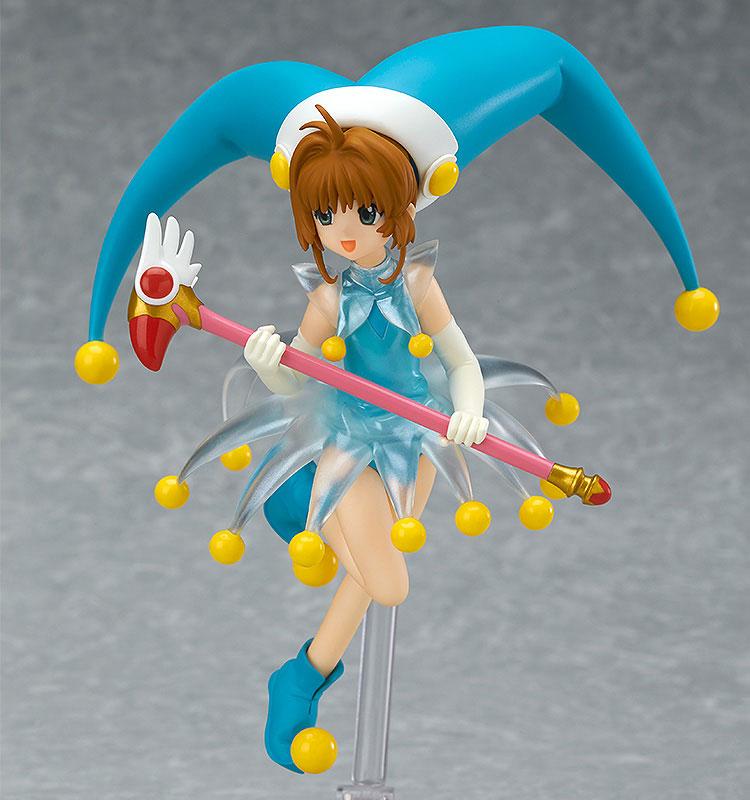 figFIX - Cardcaptor Sakura: Sakura Kinomoto Battle Costume ver. Complete Figure(Pre-order)figFIX カードキャプターさくら 木之本桜 バトルコスチュームver. 完成品フィギュアFigma
