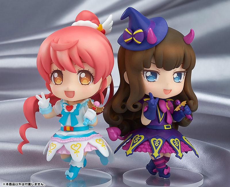 Nendoroid Co-de - PriPara: Mikan Shiratama Silky Heart Cyalume Co-de(Pre-order)ねんどろいどこ~で プリパラ 白玉みかん シルキーハートサイリウムコーデNendoroid