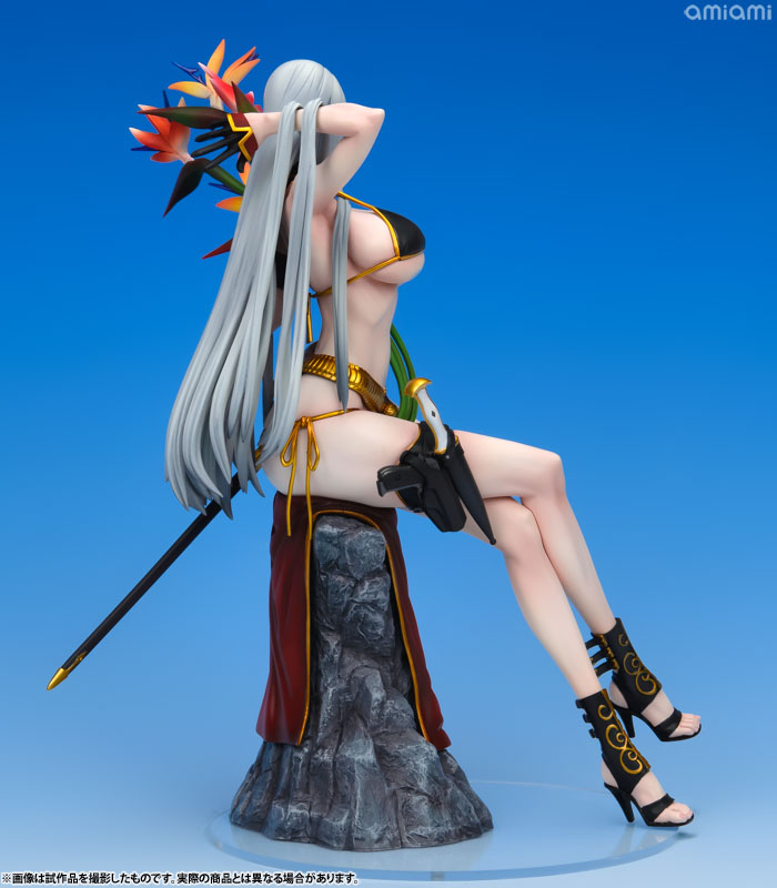 Valkyria Chronicles DUEL Selvaria Bles Everlasting Summer Complete Figure Pre order DUEL Everlasting SummerScale Figure