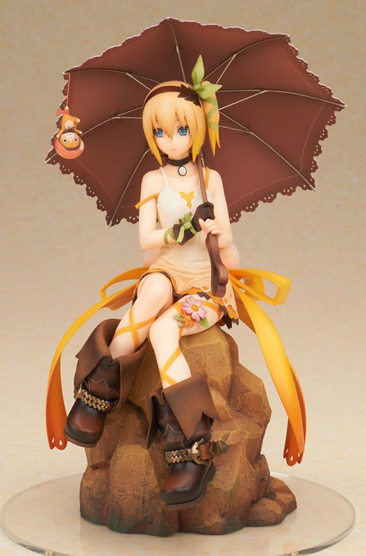 Tales of Zestiria - Edna 1/8 Complete Figure(Pre-order)テイルズ オブ ゼスティリア エドナ 1/8 完成品フィギュアScale Figure