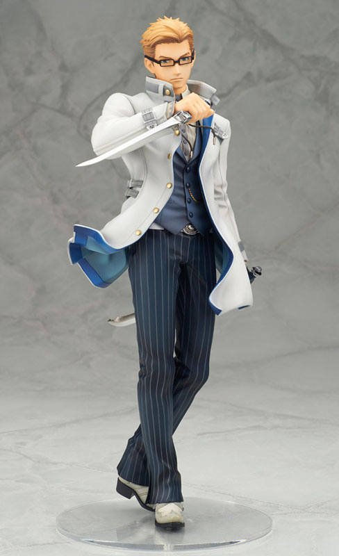 Tales of Xillia 2 - Julius Will Kresnik 1/8 Complete Figure(Pre-order)テイルズ オブ エクシリア2 ユリウス・ウィル・クルスニク 1/8 完成品フィギュアScale Figure