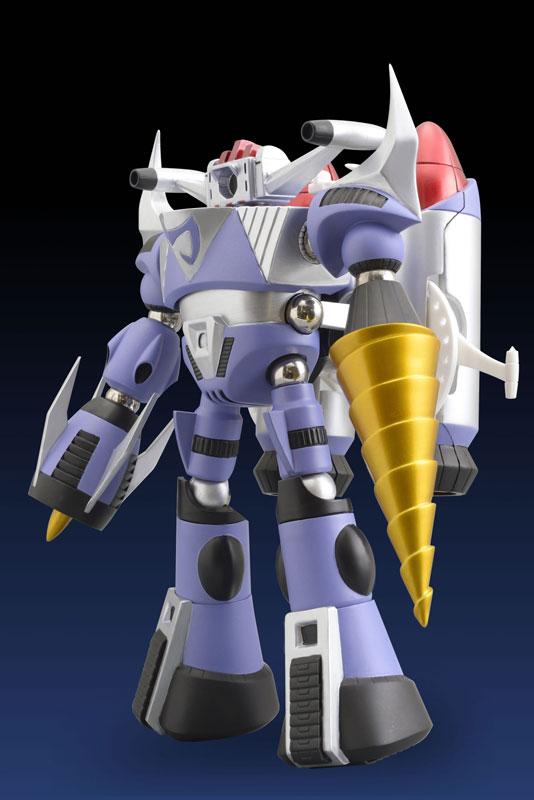 ダイナマイトアクション!HYBRID No.2 『ロボットガールズZ』 スペースバラタック