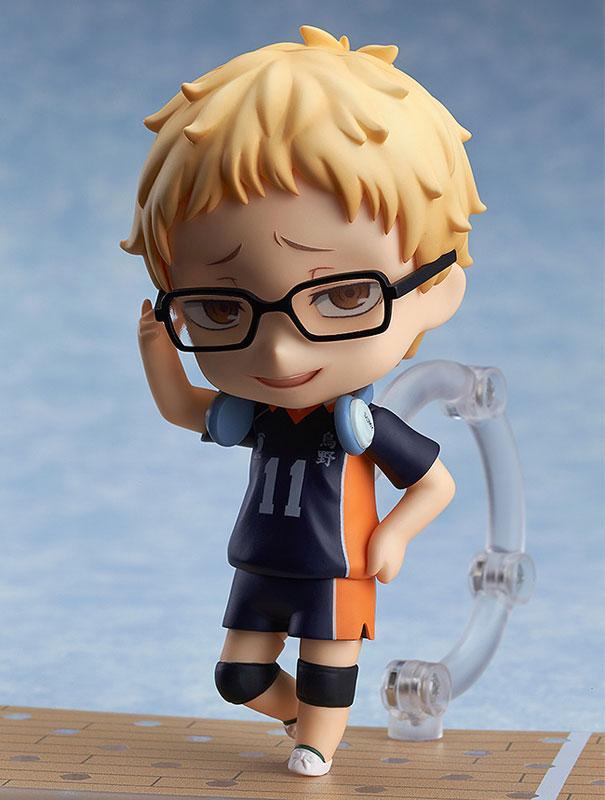 Nendoroid - Haikyuu!! Second Season: Kei Tsukishima(Released)ねんどろいど ハイキュー!! セカンドシーズン 月島蛍Nendoroid