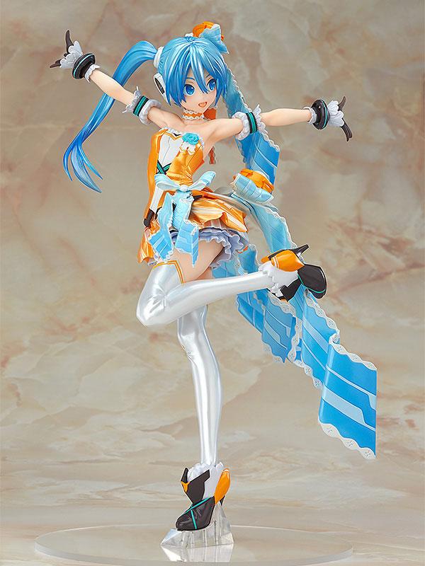 Hatsune Miku -Project DIVA- 2nd - Miku Hatsune Orange Blossom Ver. 1/7 Complete Figure(Pre-order)初音ミク-Project DIVA-2nd 初音ミク オレンジブロッサムVer. 1/7 完成品フィギュアScale Figure