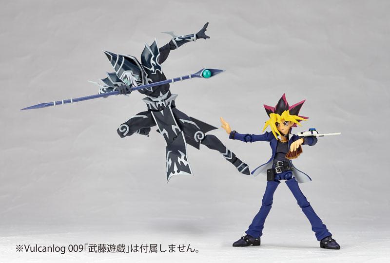 Vulcanlog 010 Yu-Gi-Oh! Revo - Dark Magician(Pre-order)Vulcanlog(ヴァルカン-ログ) 010 遊&#x2606戯&#x2606王リボ ブラック・マジシャンScale Figure
