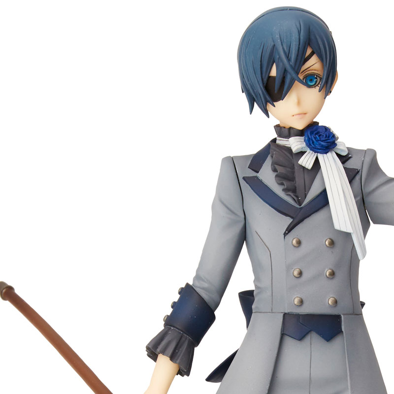 mensHdge technical statue No.20 Black Butler: Book of Circus - Ciel Complete Figure(Pre-order)mensHdge technical statue No.20 黒執事 Book of Circus シエル 完成品フィギュアScale Figure