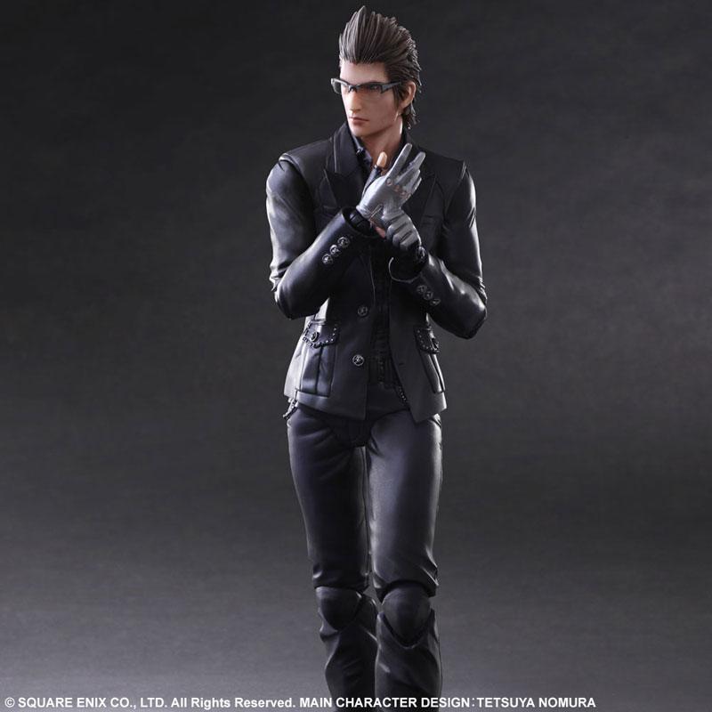 Play Arts Kai - FINAL FANTASY XV: Ignis(Pre-order)プレイアーツ改 FINAL FANTASY XV イグニスScale Figure
