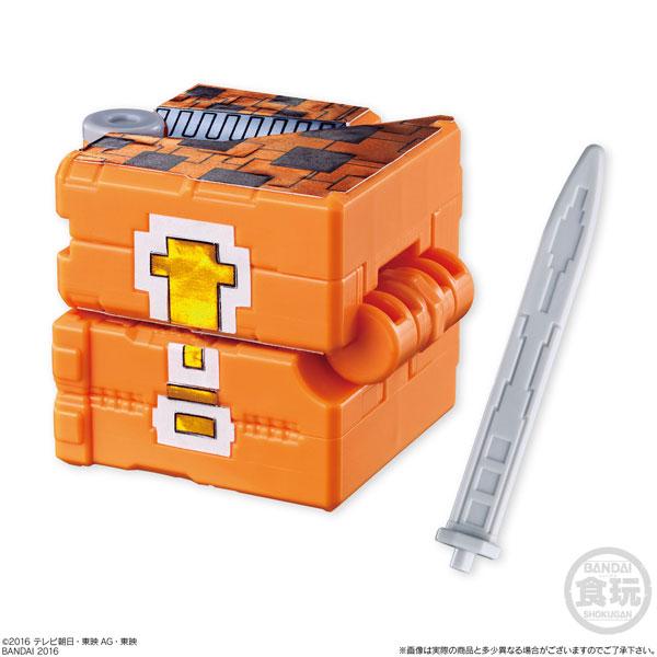 動物戦隊ジュウオウジャー ミニプラ  動物合体シリーズ01 ジュウオウキング 12個入りBOX(食玩)