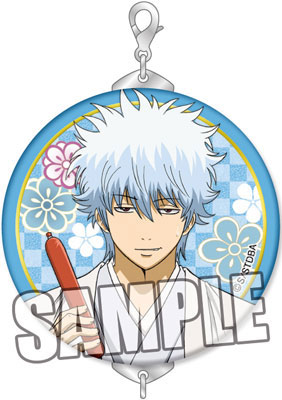 Gintama - Trading Tsunagaru Can Badge Charm 10Pack BOX(Pre-order)銀魂 トレーディングつながる缶バッジチャーム 10個入りBOXAccessory
