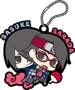 Rubber Mascot - NARUTO Shippuden Sasuke Special! 6Pack BOX(Pre-order)ラバーマスコット NARUTO-ナルト- 疾風伝 サスケスペシャル! 6個入りBOXAccessory
