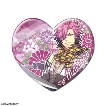 Shinobi, Koi Utsutsu - Pukutto Badge Collection 10Pack BOX(Pre-order)忍び、恋うつつ ぷくっとバッジコレクション 10個入りBOXAccessory
