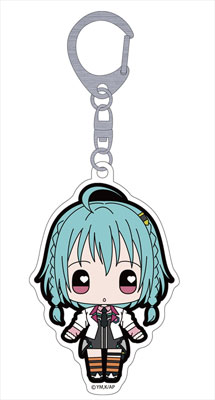 Gakusen Toshi Asterisk - Moekko Trading Acrylic Keychain 8Pack BOX(Pre-order)学戦都市アスタリスク 萌えっ娘トレーディングアクリルキーホルダー 8個入りBOXAccessory