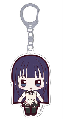 WORKING!!! - Moekko Trading Acrylic Keychain 10Pack BOX(Pre-order)WORKING!!! 萌えっ娘トレーディングアクリルキーホルダー 10個入りBOXAccessory