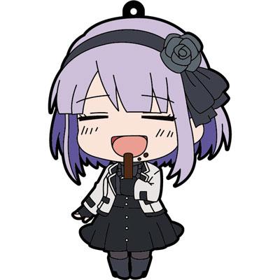 el cute Dagashi Kashi - Trading Rubber Strap 8Pack BOX(Pre-order)えるきゅ~と だがしかし トレーディングラバーストラップ 8個入りBOXAccessory