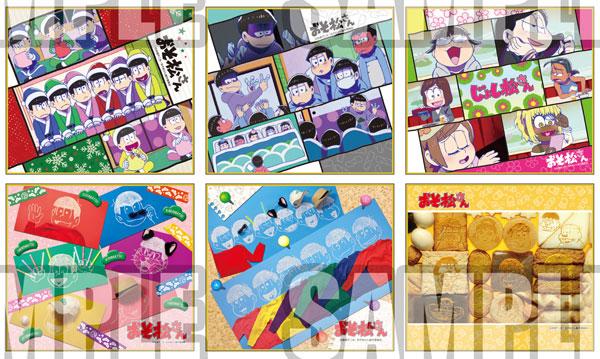 Osomatsu-san - Trading Mini Shikishi vol.1 12Pack BOX(Pre-order)おそ松さん トレーディングミニ色紙vol.1 12パック入りBOXAccessory