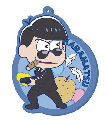 Osomatsu-san - Rubber Coaster -Hataraku Mutsugo- 7Pack BOX(Pre-order)おそ松さん ラバーコースター ~働く六つ子~ 7個入りBOXAccessory