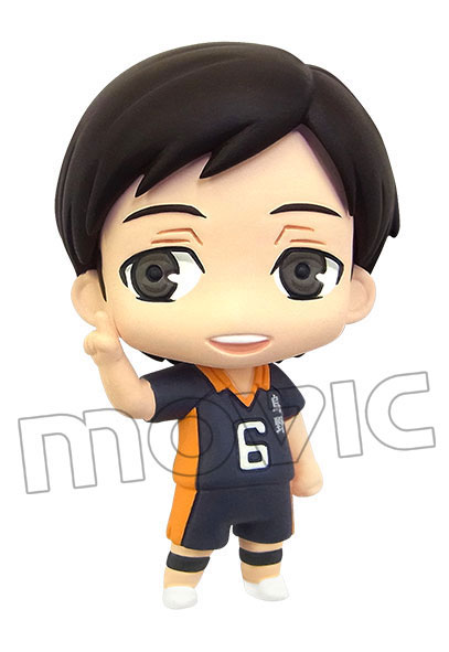 [Bonus] Color Colle - Haikyuu!! Vol.4 10Pack BOX(Pre-order)【特典】カラコレ ハイキュー!! 第4弾 10個入りBOXAccessory