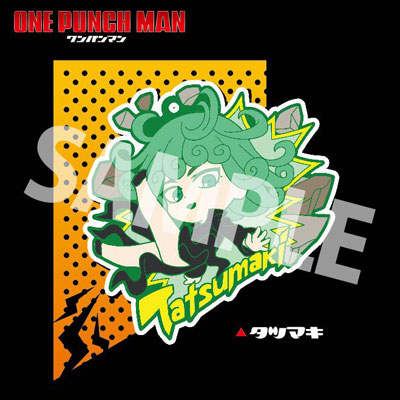 Toy'sworks Collection Niitengomu! - One-Punch Man 8Pack BOX(Pre-order)トイズワークスコレクションにいてんごむっ! ワンパンマン 8個入りBOXAccessory