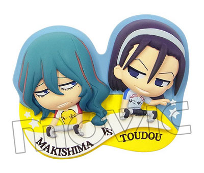 DECO RICH+ - Yowamushi Pedal GRANDE ROAD Vol.2 6Pack BOX(Pre-order)DECO&#x2606RICH+ 弱虫ペダル GRANDE ROAD 第2弾 6個入りBOXAccessory