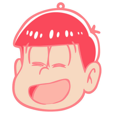 Osomatsu-san - Rubber Coaster vol.2 7Pack BOX(Pre-order)おそ松さん ラバーコースターvol.2 7個入りBOXAccessory