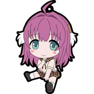 Ao no Kanata no Four Rhythm - Petanko Trading Rubber Strap 8Pack BOX(Pre-order)蒼の彼方のフォーリズム ぺたん娘トレーディングラバーストラップ 8個入りBOXAccessory