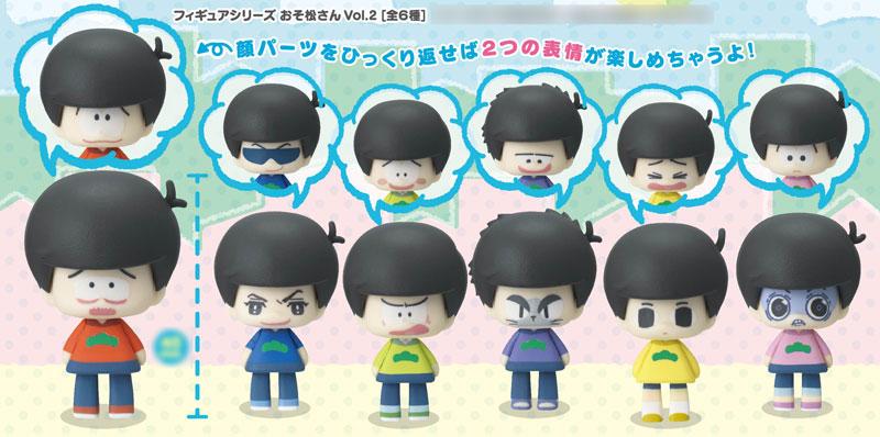 Koedarize 17 - Osomatsu-san vol.2 6Pack BOX(Pre-order)こえだらいず17 おそ松さん vol.2 6個入りBOXAccessory