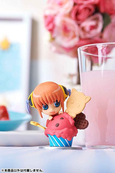 Petit Chara Land - Gintama Gin-san no Ice Cream-yasan Fruit Paradise 6Pack BOX(Pre-order)ぷちきゃらランド 銀魂 銀さんのアイスクリーム屋さん フルーツパラダイス 6個入りBOXAccessory