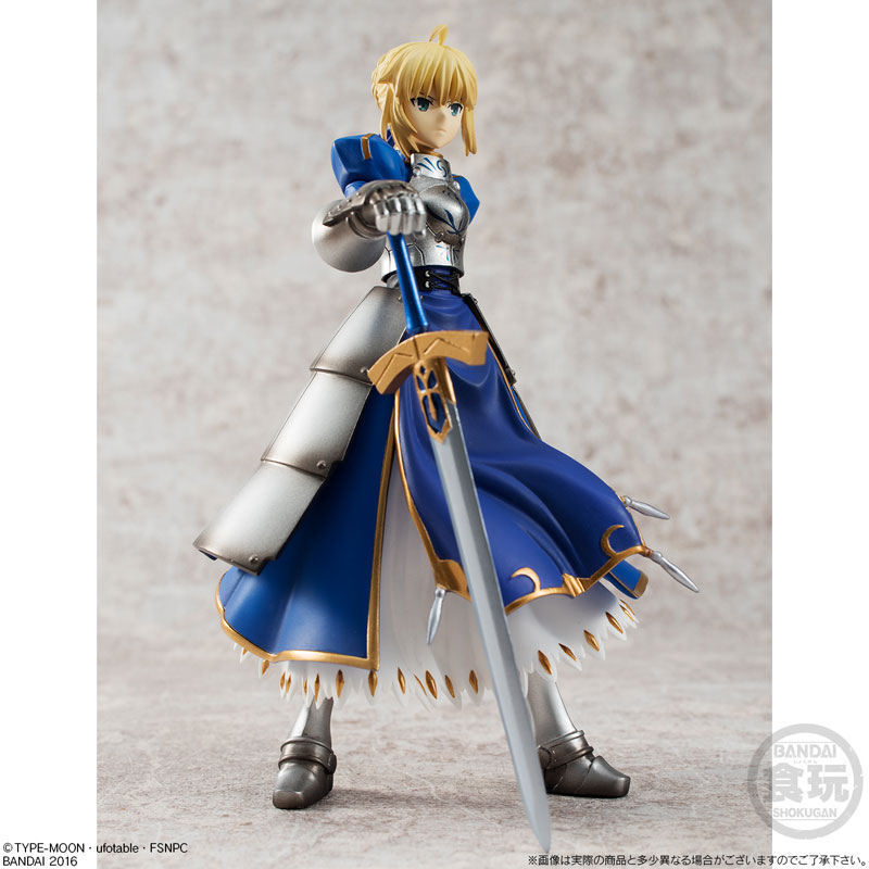 Fate/stay night UBW] STYLING Pack BOX CANDY TOY Pre order Fate/stay night[UBW] STYLING BOXAccessory