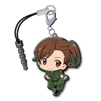 GATE: Jieitai Kanochi nite, Kaku Tatakaeri - Petitkko Trading Metal Charm Strap 8Pack BOX(Pre-order)GATE 自衛隊 彼の地にて、斯く戦えり ぷちっ娘 トレーディングメタルチャームストラップ 8個入りBOXAccessory