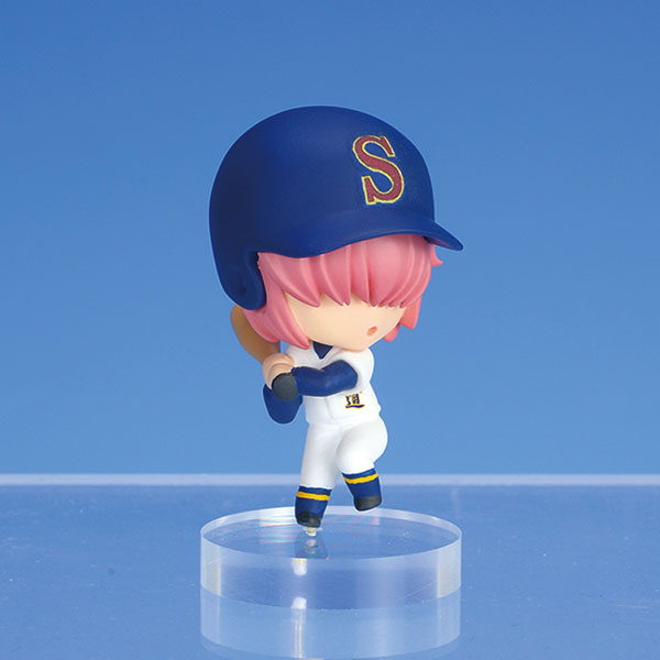 Kotsubu Danshi - Ace of Diamond Figure Charm 8Pack BOX(Pre-order)こつぶ男子 ダイヤのA フィギュアチャーム 8個入りBOXAccessory