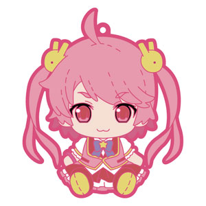 Pulish Nurse Witch Komugi-chan R - Trading Rubber Strap 6Pack BOX(Pre-order)ぷりっしゅ ナースウィッチ小麦ちゃんR トレーディングラバーストラップ 6個入りBOXAccessory