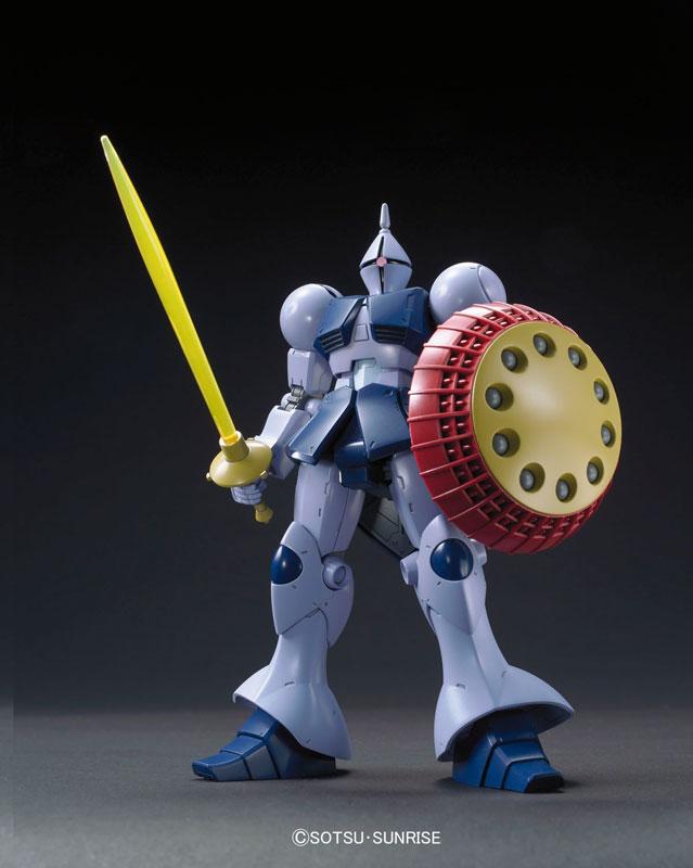 HGUC 機動戦士ガンダム 1/144 ギャン プラモデル