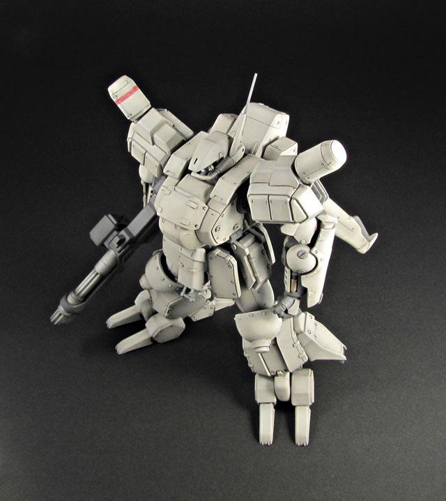 1/35 重装機兵レイノス AS-5E3レイノス (主人公機) 【リニューアルVer.】 プラモデル