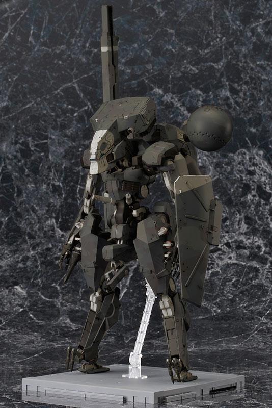 メタルギア ソリッドV ファントムペイン 1/100 メタルギア サヘラントロプス BLACK Ver. プラモデル