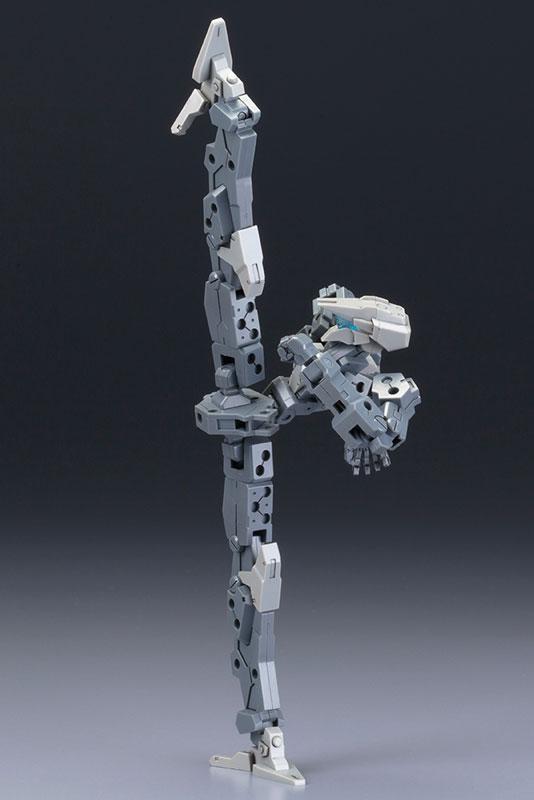 フレームアームズ 1/100 フレームアーキテクト リニューアルVer.〈グレー〉 プラモデル
