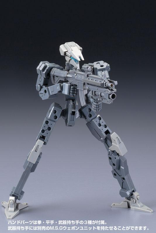Frame Arms 1/100 Frame Architect Renewal Ver. -Gray- Plastic Model(Pre-order)フレームアームズ 1/100 フレームアーキテクト リニューアルVer.〈グレー〉 プラモデルAccessory