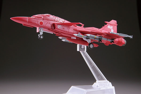 GiMIX GiGAF04 1/144 Girly Air Force JAS39D Gripen Plastic Model(Pre-order)技MIX 技GAF04 1/144 ガーリーエアフォース JAS39D グリペン プラモデルAccessory