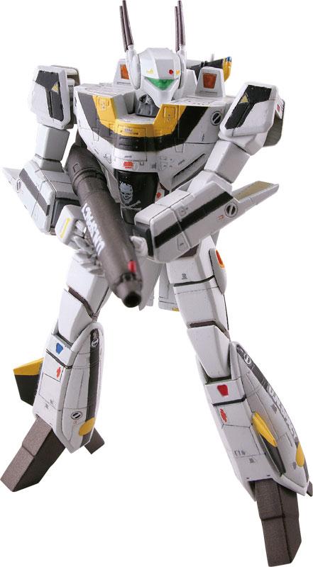 マクロスモデラーズ×技MIX 超時空要塞マクロス 技MCR02 1/144 VF-1S バトロイド プラモデル