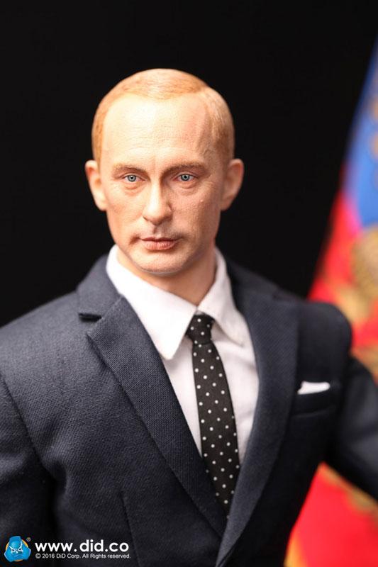 1/6 Vladimir Putin - President of Russia (Simple version)