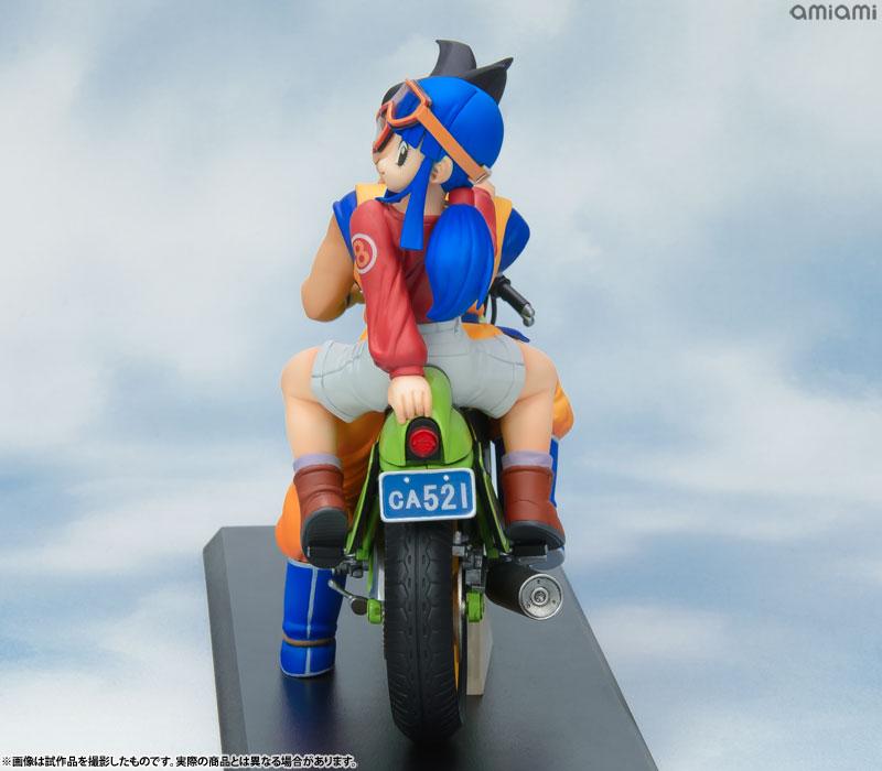 DESKTOP REAL McCOY 05 Dragon Ball Z - Son Goku & Chichi Complete Figure(Pre-order)DESKTOP REAL McCOY 05 ドラゴンボールZ 孫悟空&チチ 完成品フィギュアScale Figure