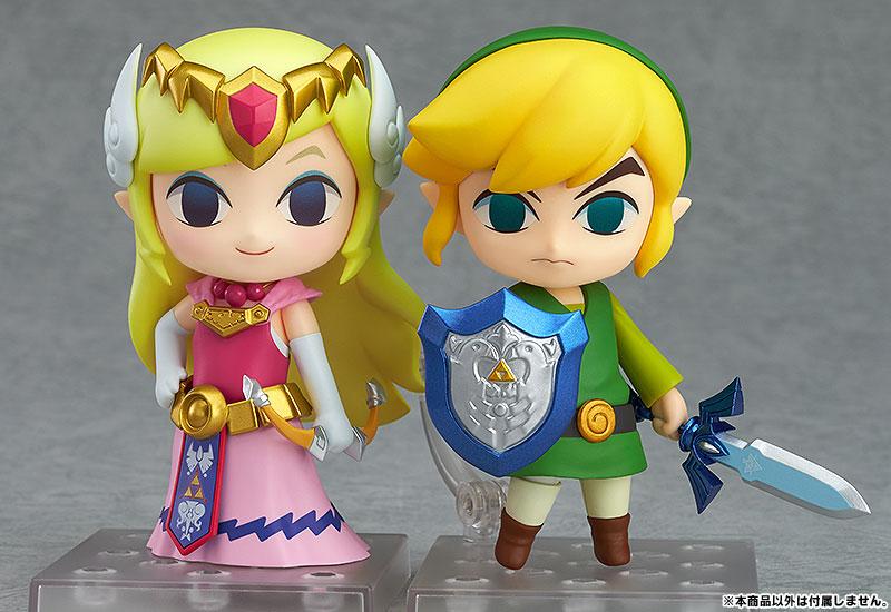Nendoroid - The Legend of Zelda The Wind Walker HD: Zelda The Wind Walker HD Ver.(Pre-order)ねんどろいど ゼルダの伝説 風のタクトHD ゼルダ 風のタクトHD Ver.Nendoroid