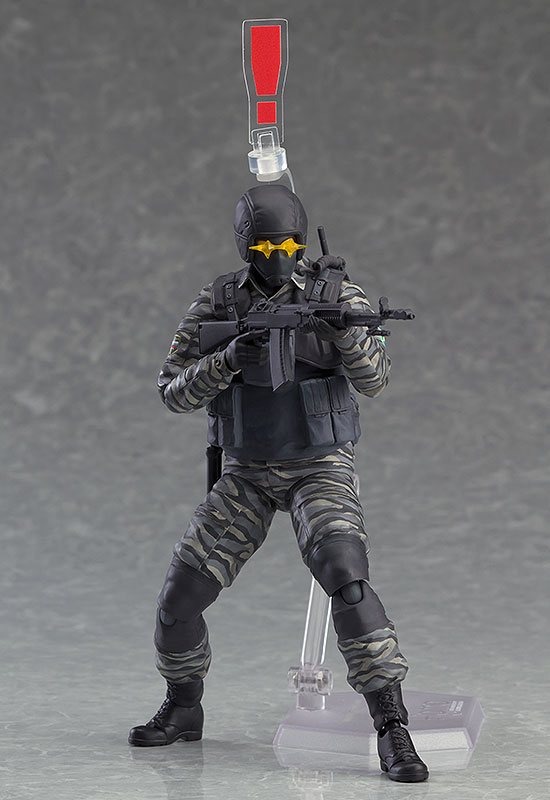 figma - Metal Gear Solid 2 Sons of Liberty: Gurlukovich Solider(Pre-order)figma METAL GEAR SOLID2 SONS OF LIBERTY ゴルルコビッチ兵Figma