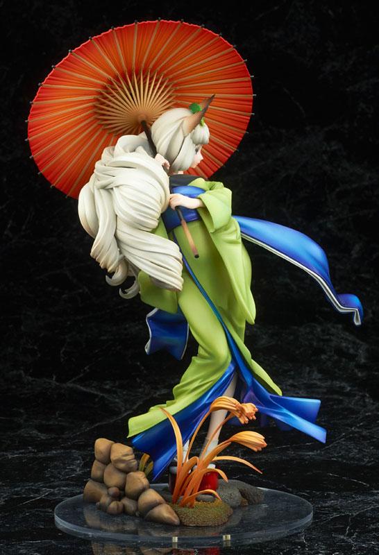 Oboro Muramasa - Yuzuruha 1/8 Complete Figure(Pre-order)朧村正 弓弦葉 1/8 完成品フィギュアScale Figure